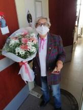 Başkan Soyerden Öğretmenler Günü Çiçeği