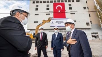 İzmirin Kalbinde Kentsel Dönüşüm İçin İlk Yıkım