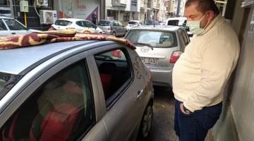 Bir 1 Hafta Önce Aldığı Arabasıyla Sel Sularına Kapıldı