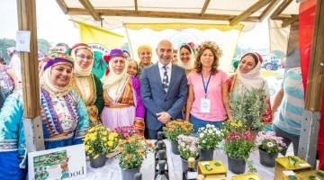 İzmir Büyükşehir Belediyesi Kooperatiflerden Bir Yılda 130 Milyon Liralık Alım Yaptı