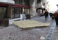 İzmirdeki Fırtına Dehşeti: Sitenin Kamelyası Havaya Uçtu