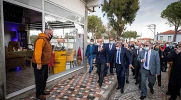 Başkan Soyer'den Güzelbahçeye Müjdeler