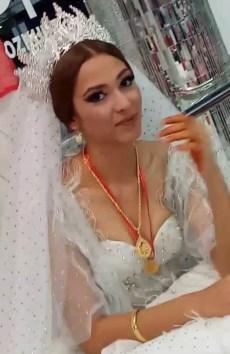 Hamileyken Öldürülen Sezenden Geriye Gelinlikli Videosu Kaldı