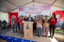İzmir Büyükşehir tarım desteğinde sınır tanımadı