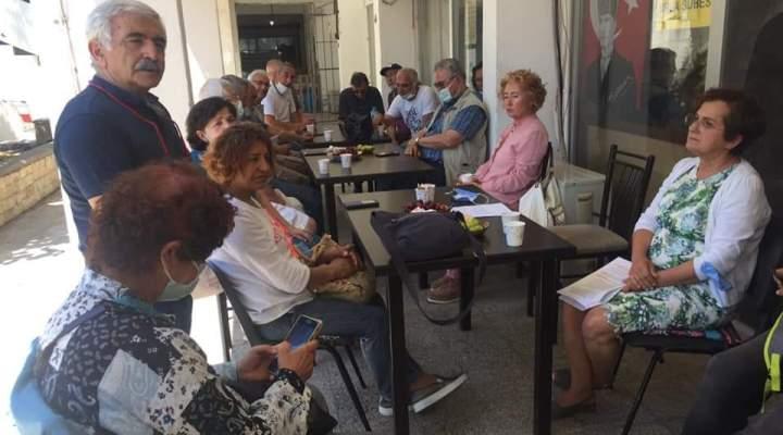 ADD Urla perşembe toplantısı devam ediyor