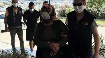 Urla'da uyuşturucu satıcıları kıskıvrak yakalandı