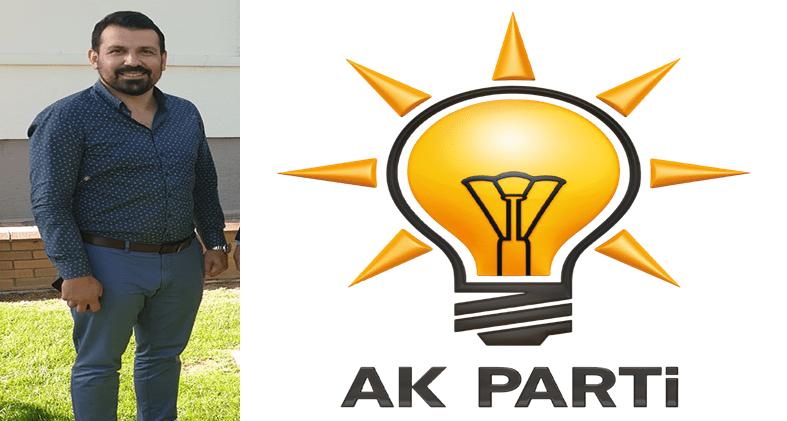 Ak Parti Urla İlçe Başkanı Murat Nart;Her ahlak sahibi insanın yapması gerektiği şekilde özür dileyip görevinizi bırakmaya