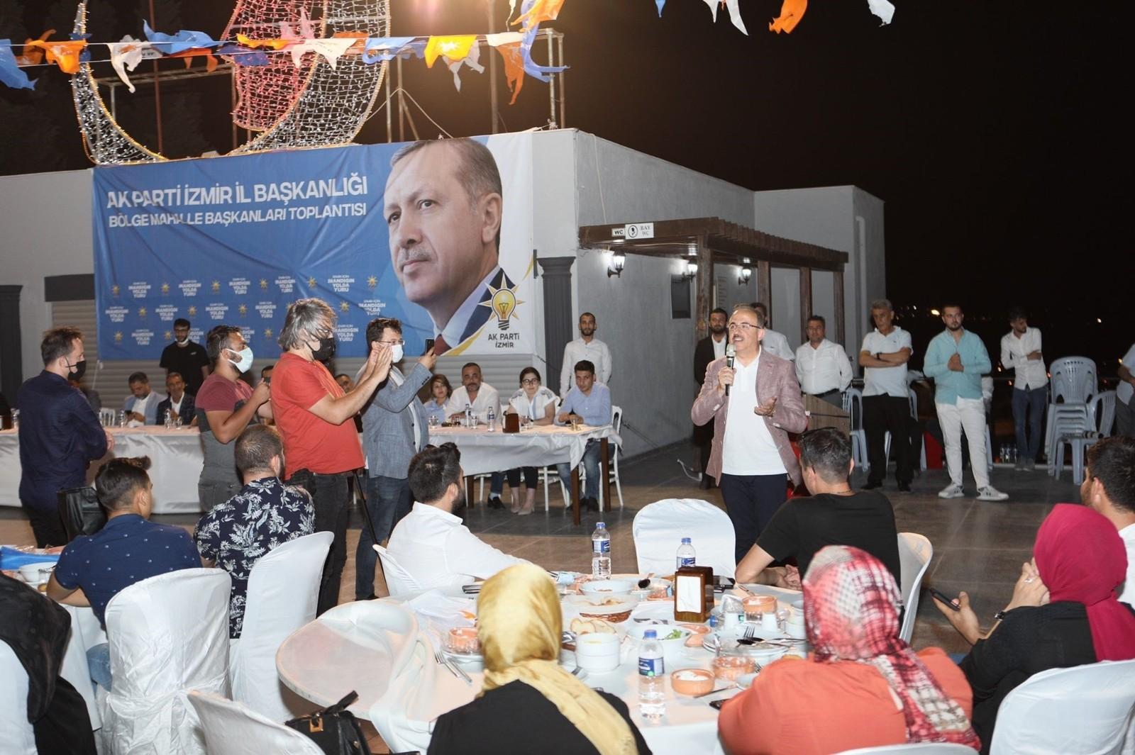 Başkan Sürekli'den yoğun Aliağa mesaisi