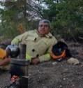 Orman şehidi babasını avukat cübbesiyle ebediyete uğurladı