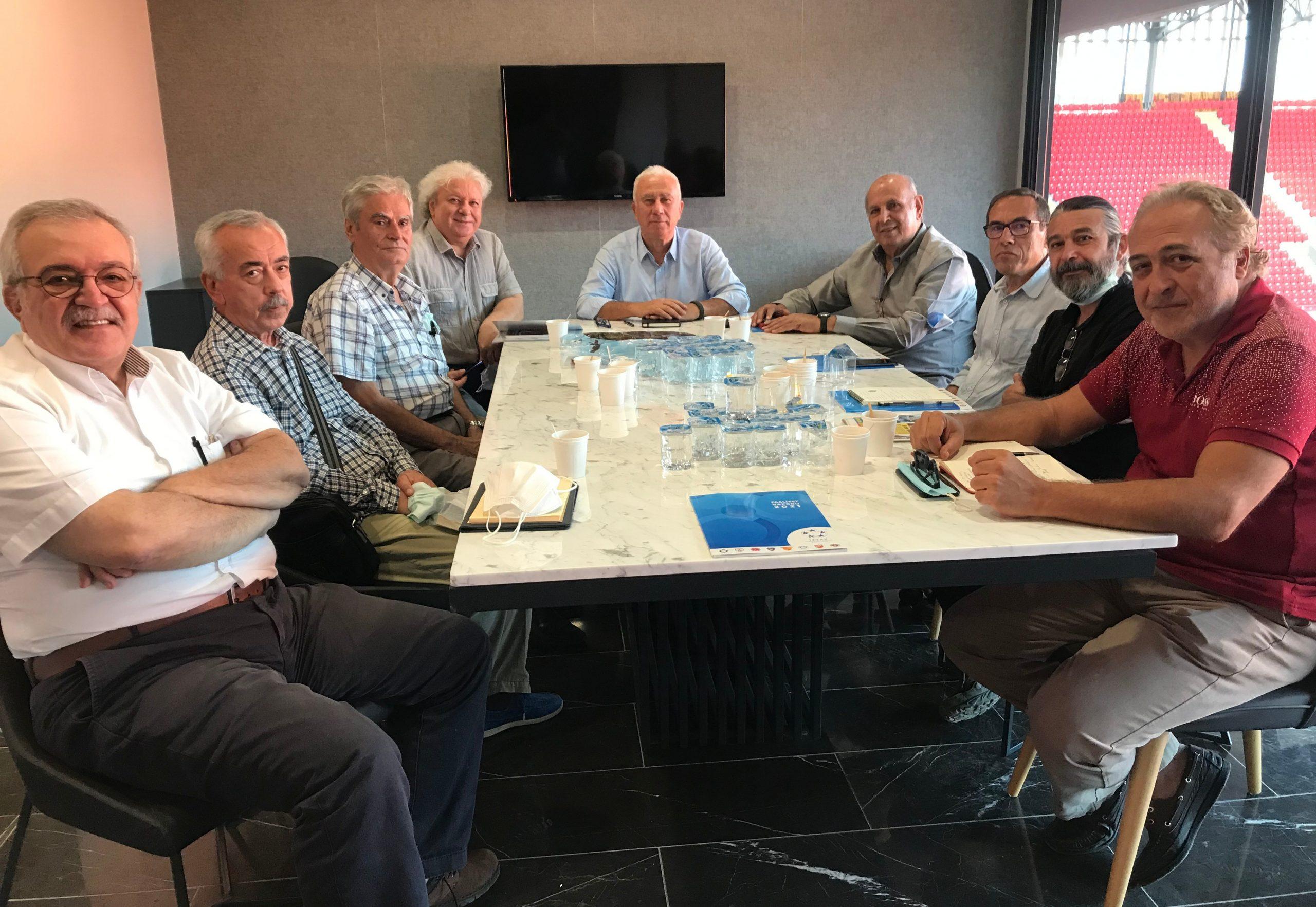 'İzmir Futbol Tarihi' çalışmaları devam ediyor