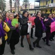 Aliağada Kadınlar, Hakları İçin Yürüdü