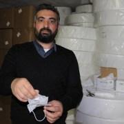 Medikal Maske Firmaları 24 Saat Üretim Yapıyor