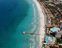 Çeşme Ilıca Plajına Çifte Sertifika