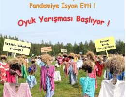 Barbaros Köyünde Oyuklar Pandemiye İsyan Etti