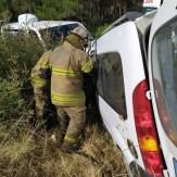 İzmirde Trafik Kazası: 7 Yaralı