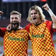 Süper Lig: Göztepe: 3 – Denizlispor: 0 (İlk Yarı)