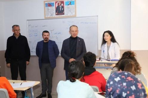 Turgutlu Belediyesi Uzaktan Eğitim İçin Seferber Oldu