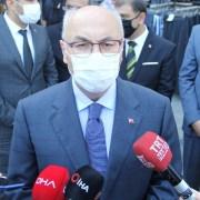 """İzmir Valisi Köşger: """"Korona Virüs Vaka Sayısı Son 10 Günde İkiye Katlandı"""""""