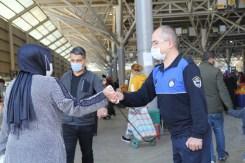 Vakaların Arttığı İzmirde Pazar Yerlerindeki Denetimler Sıklaştırıldı
