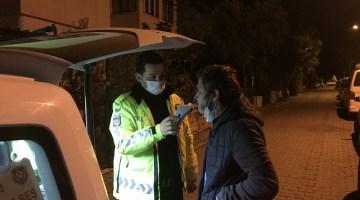 Polislerden Kaçtı, Yakalanınca Ağladı