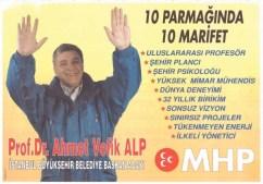 Dünyaca Ünlü Mimar Ahmet Vefik Alp, Yarın Kuşadasında Toprağa Verilecek