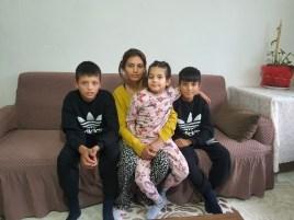 Göz Kapağında Doğuştan Tümör Bulunan 7 Yaşındaki Beyzanın Yardım Çığlığı