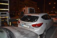İzmirde Bir Günde 2 Zincirleme Kaza: 14 Araçta Hasar Oluştu
