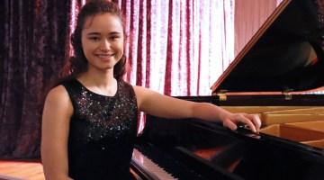 Notaların Prensesi Nehir Özzengin, Salgın Günlerinde De Türkiyeyi Gururlandırdı