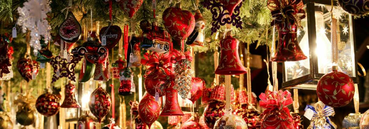 Weihnachten - Urlaub in Franken - Individuelle Gruppenreisen