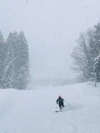 Skifahren - yeah!