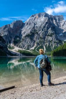 Pragser Wildsee (lago di braies)