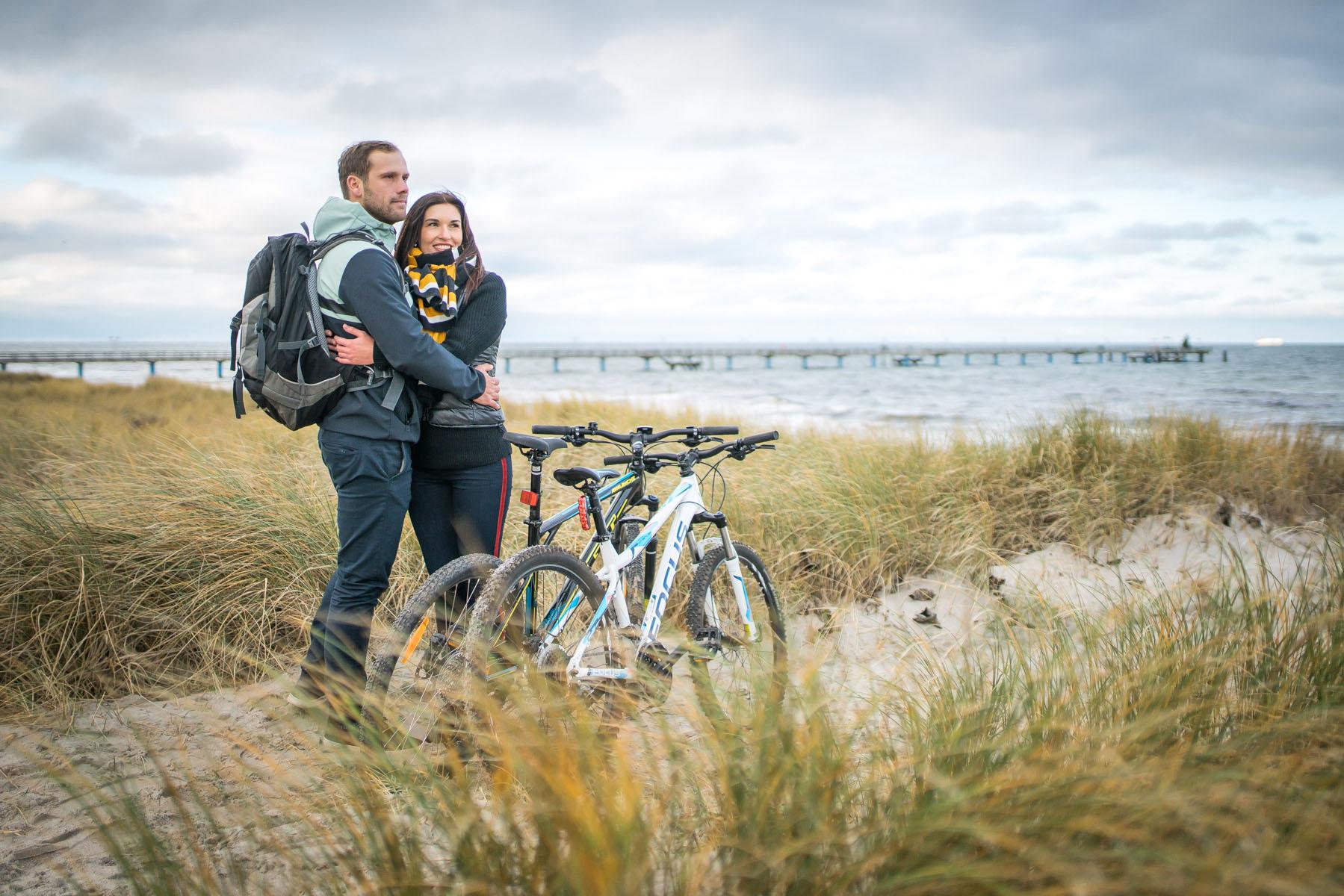 Abschalten an der Ostsee