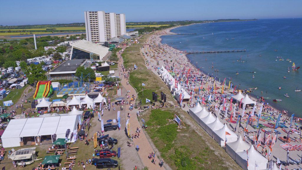 Die Strandpromenade auf Fehmarn wird mit zwei spektakulären Infrastrukturprojekten weiter aufgewertet.