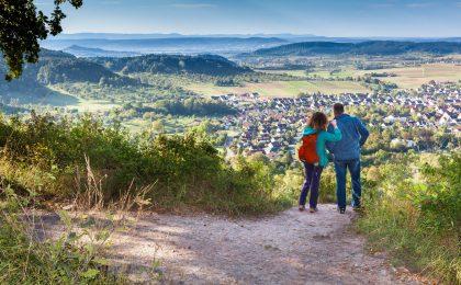 Der Früchtetrauf im Landkreis Tübingen verspricht Wandergenuss für alle Sinne.