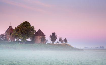 Herbstliche Impressionen aus der niederländischen Provinz Groningen.