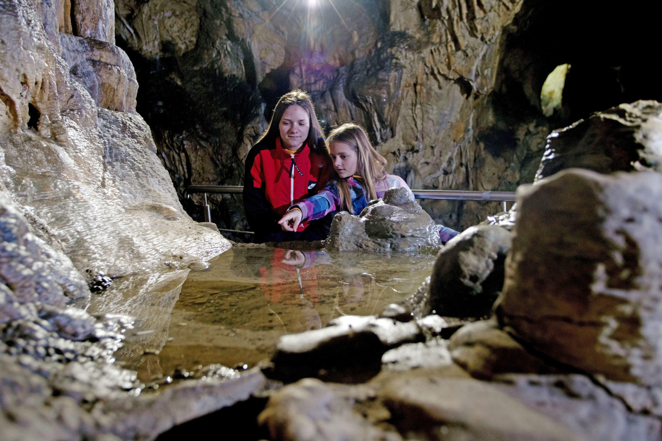 Magische Höhlenwelten
