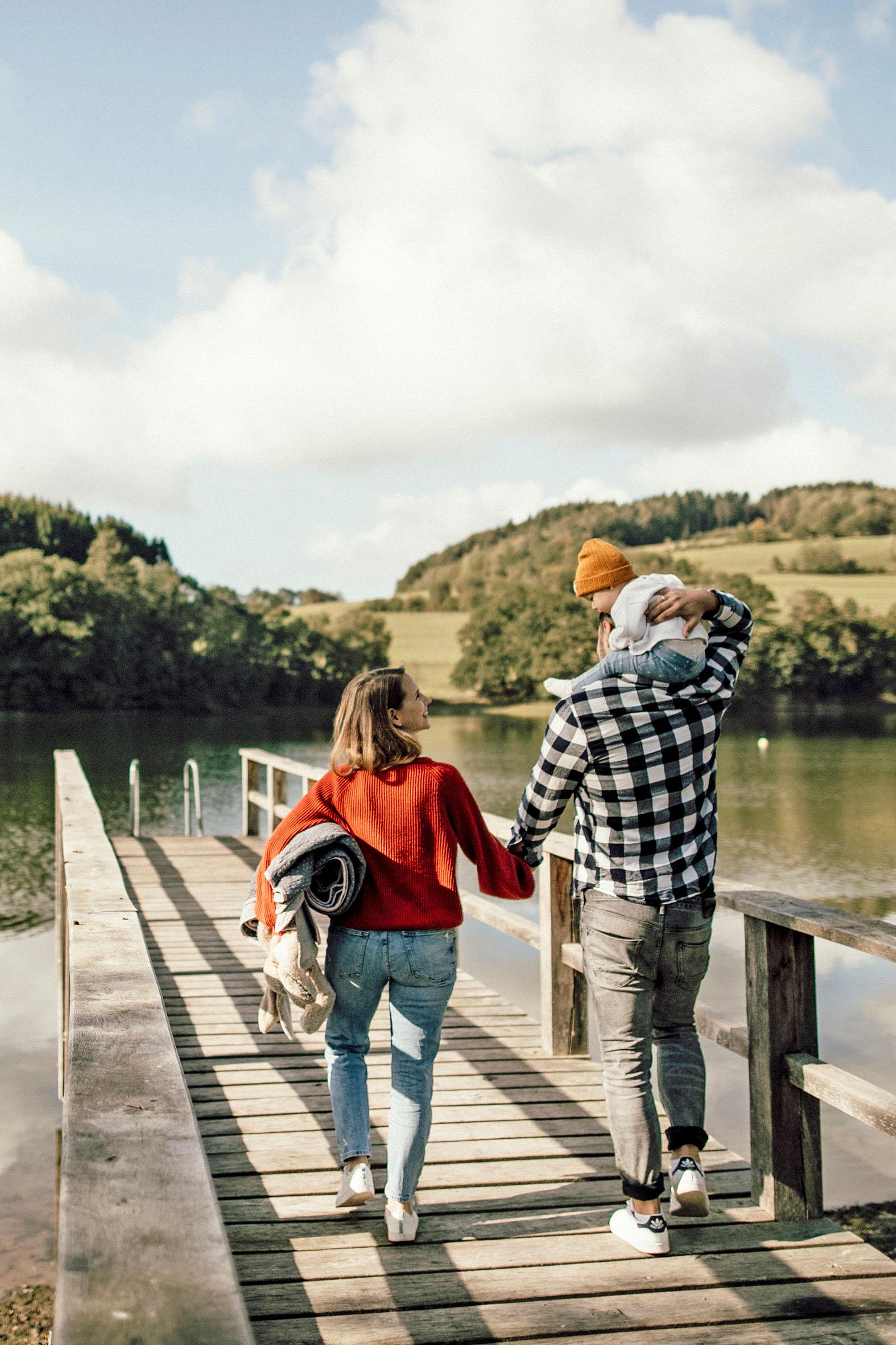 Wandern am Biggesee-Listersee