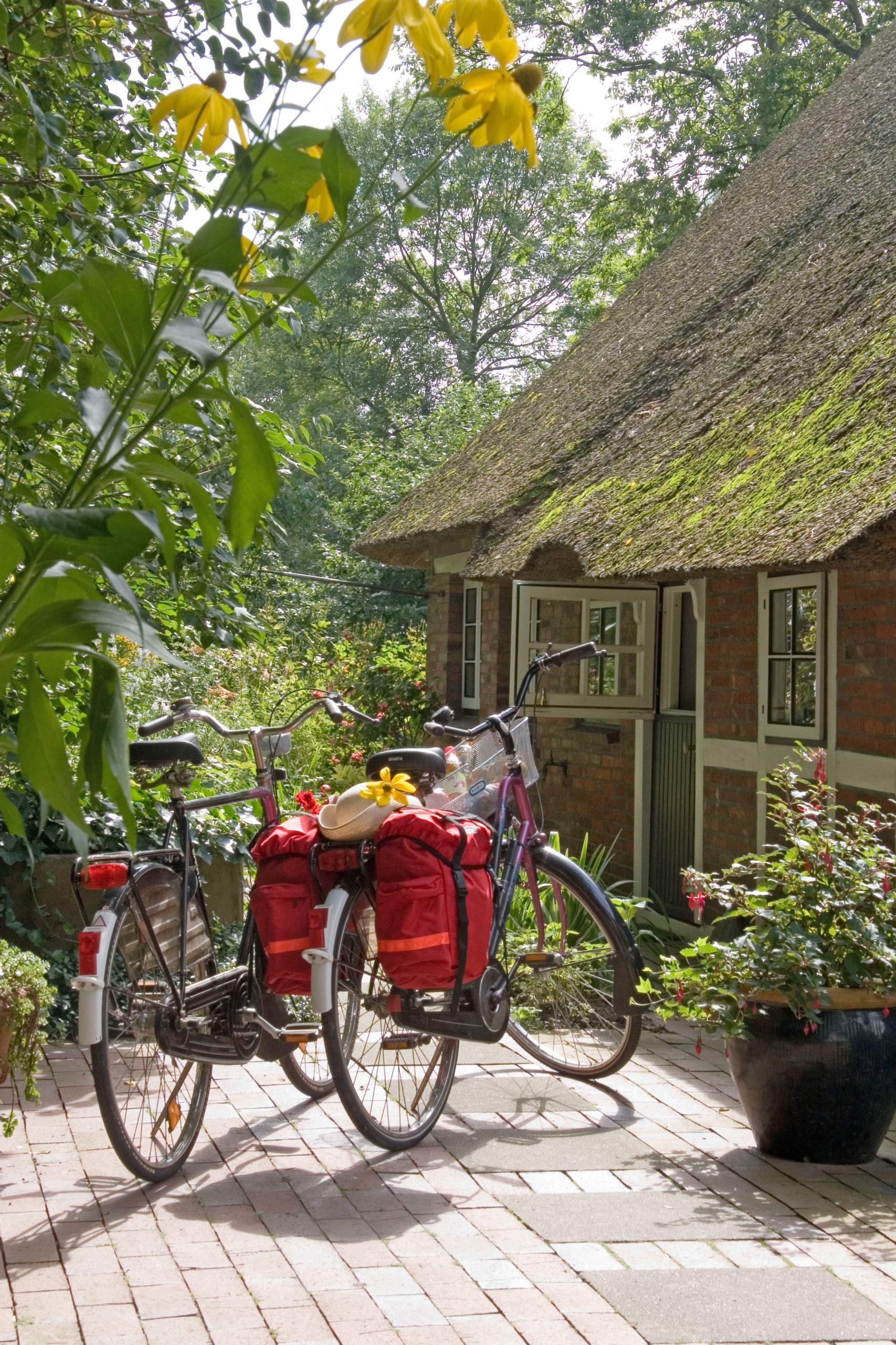Pause in Kehdingen - Das Alte Land am Elbstrom
