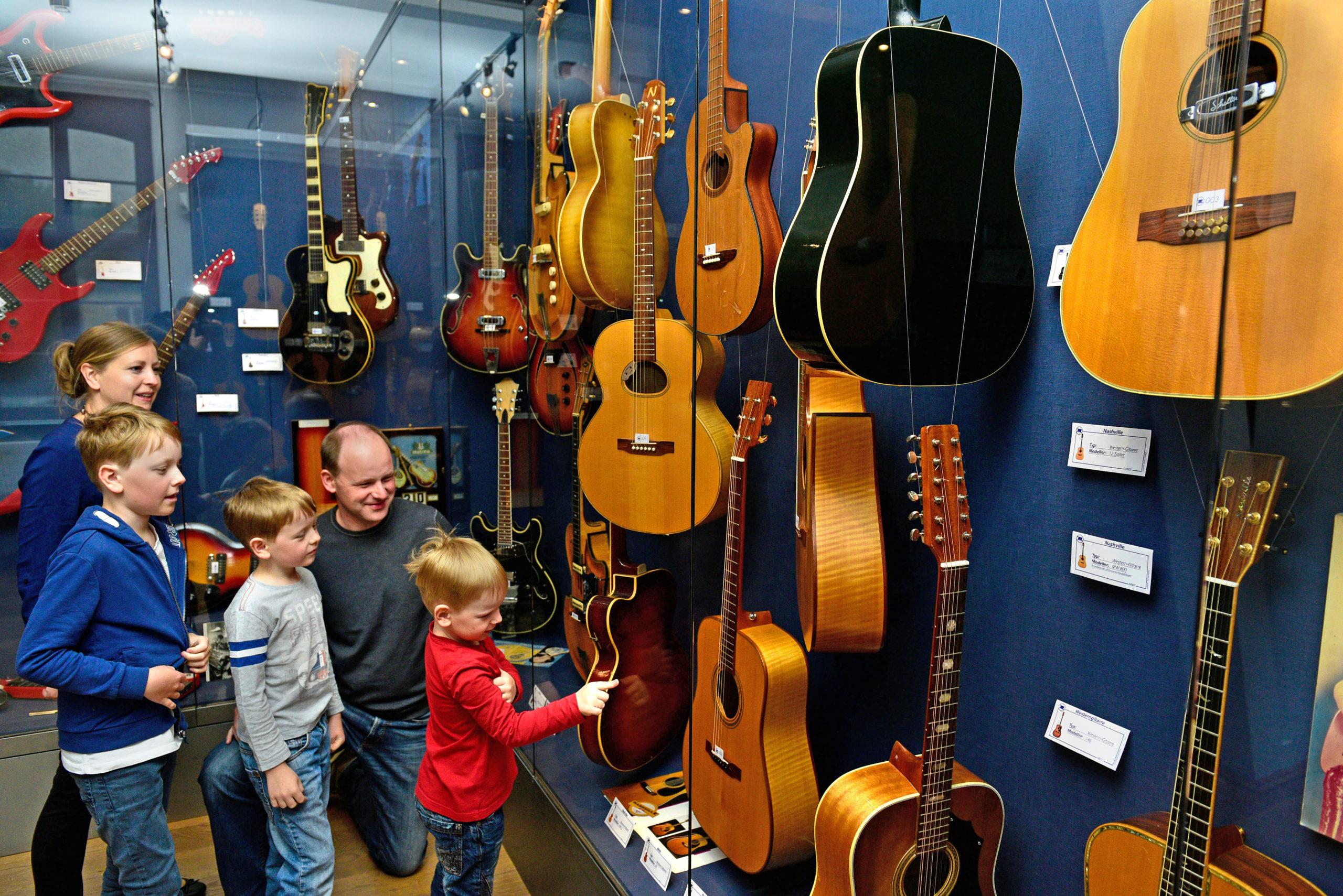 Instrumenten-Museum im Vogtland