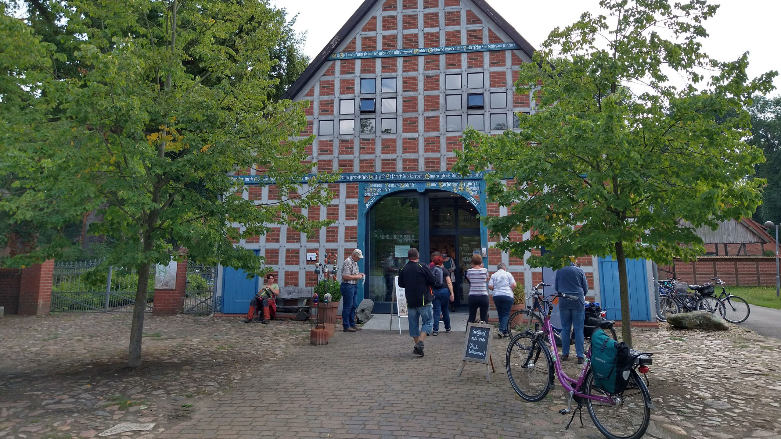 Rundlingsmuseum am Hanse-Wendland-Radweg