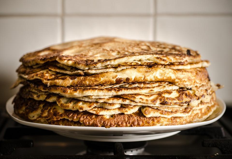 Pfannkuchen aus Südeuropa - Pixabay