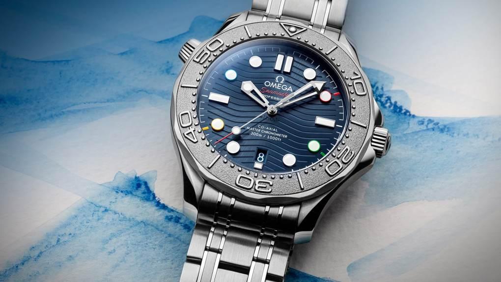 Omega Seamaster Diver 300 meter