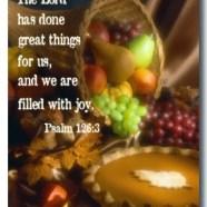 Thanksgiving Fest
