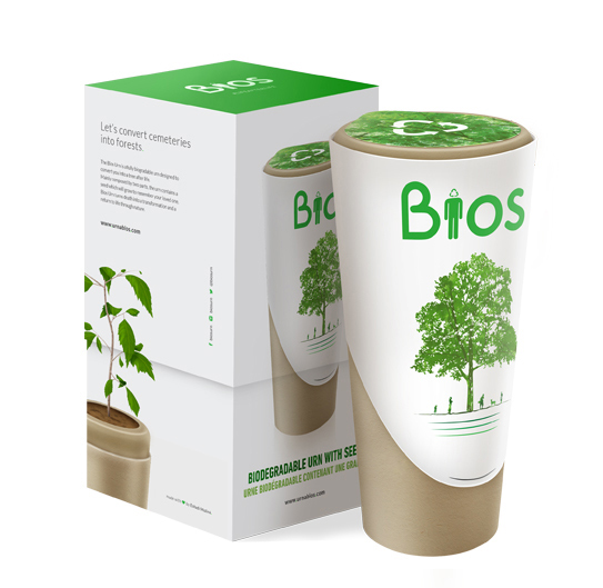 bios urn the biodegradable
