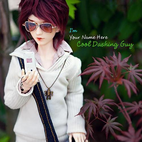 cool boy dolls name