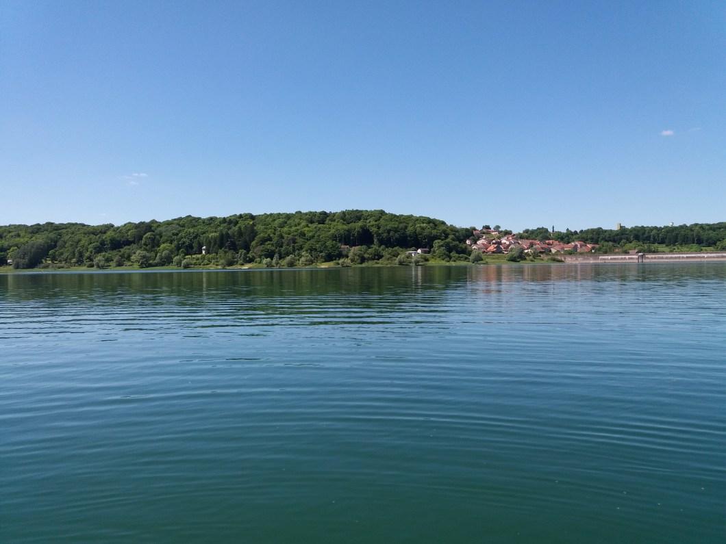 Le lac de St Ciergues