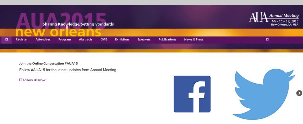 AUA2015-AUA15-Urology-Congress-New-Orleans-AUA-Anual-Meeting-May15-May19-2015