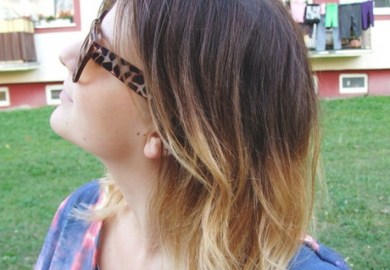 Hairstyles For Ombre Hair
