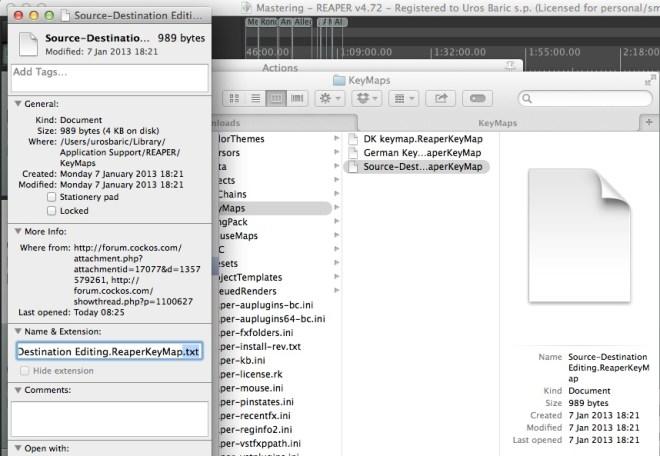 Editing Classical Music in Reaper Part 3 - Source