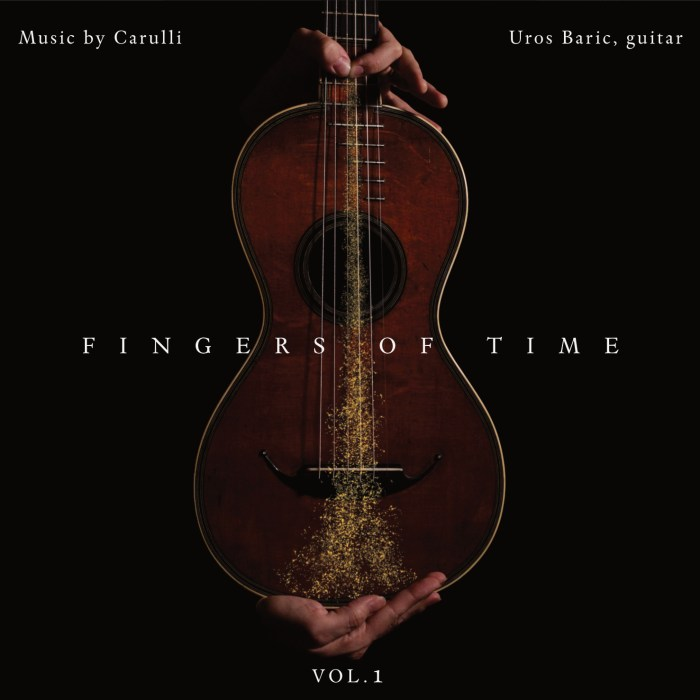 Fingers of Time Vol. 1&2 – Music by Carulli